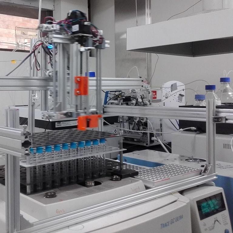 Gas Chromatography (GC) autosampler