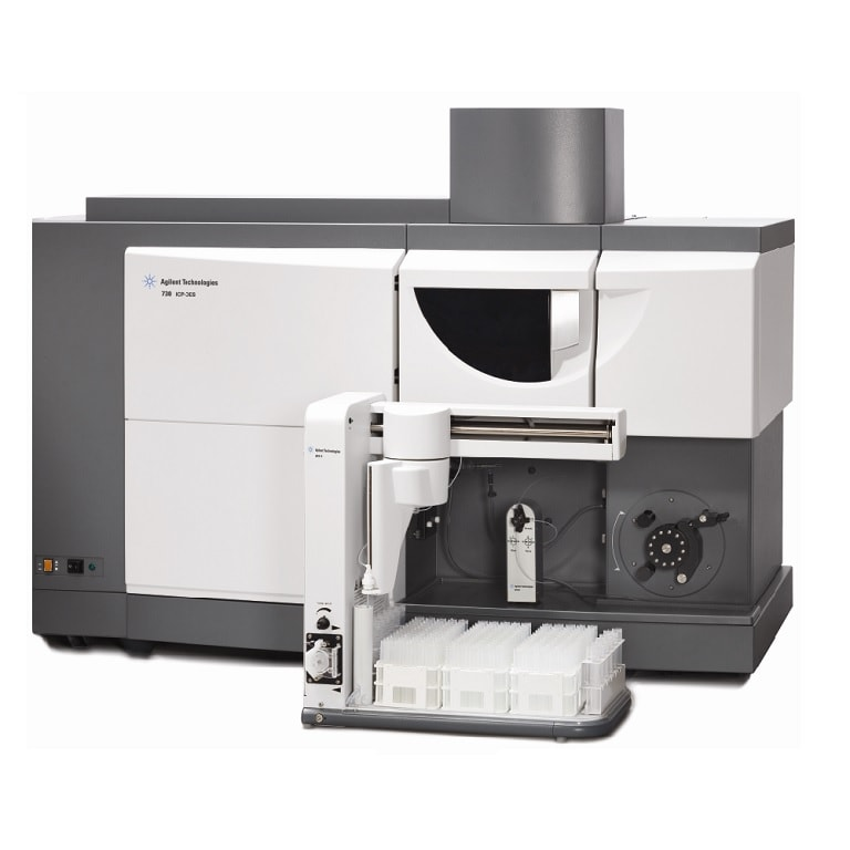 ICP-OES testing equipment
